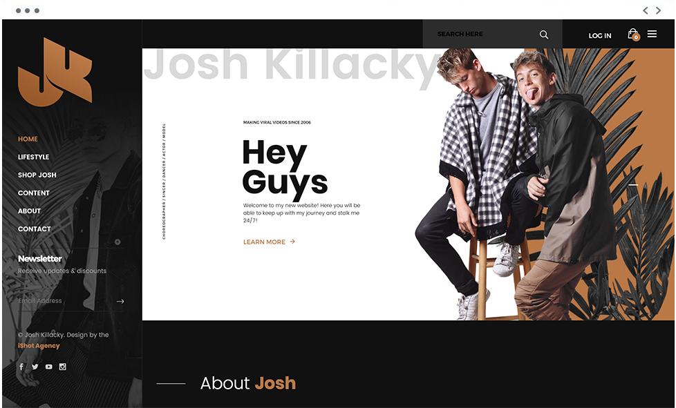 http://joshkillacky.com